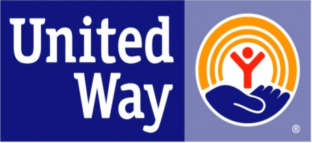 united way footer